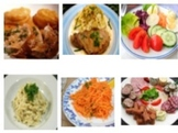 French Meals: What's Missing? Power Point Game