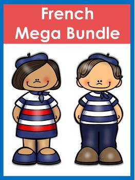 French Mega Bundle