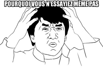 French Meme (Motivational)