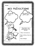 French: Mes Predictions