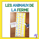 French Mini Book & Numbers Activity