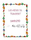 Les Modes of Transport - French Transportation