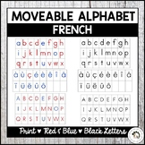 French Montessori Moveable Alphabet | Print