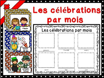 French Canadian Monthly Celebrations