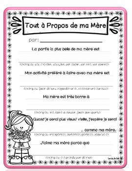 French Mother's Day Mini Package: La Fête des Mères