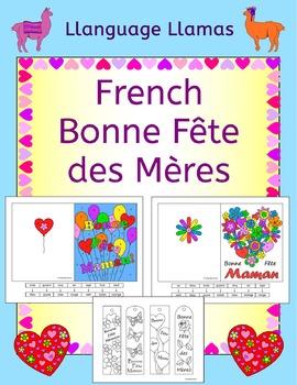 French Mother's day - Bonne Fete des Meres