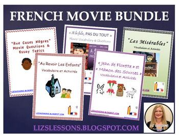 French Movie Bundle!