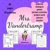French: Mrs. Vandertramp - les verbes conjugués avec être