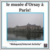 French Distance Learning Friendly - Musée d'Orsay, France