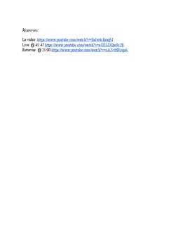French Music - Stromae - Quand C'est (Questions sur l'entrevue et la vidéo)