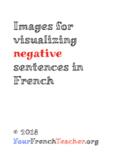 French NEGATIVE sentences HELP STUDENTS VISUALIZE