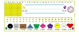 French Name Plates - Primary