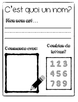 French Name Study