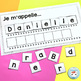 French Name Writing Practice Sheets: Customized for your Classroom!