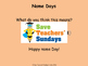 French Name days Lesson plan, PowerPoint (with audio) & Ac