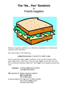 French Negation
