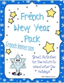 French New Year Pack