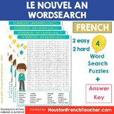 French New Years Activity (Nouvelle Annee) le nouvel an 20