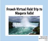 French Virtual Field Trip Niagara Falls| Excursion virtuel