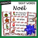 French - Noël - Christmas - les mots fréquents
