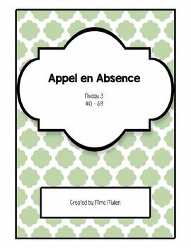 French Number Game - Appel en Absence! (#0 - 69)