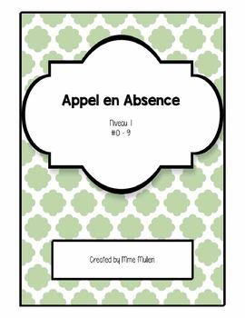 French Number Game - Appel en Absence! (#0 - 9)