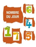 French Number of the Day (Nombre du Jour)