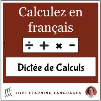 French Numbers 0 - 100 - Calculez en Français