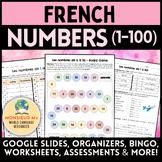 French Numbers (1-100) [Les Nombres et Chiffres]