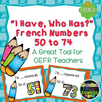 French Numbers -