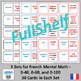 French Numbers (Les Nombres) I Have Who Has Games