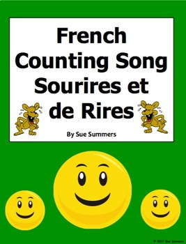 French Numbers and Counting Song - Sourires et de Rires