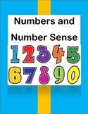 French Numbers and Number Sense, Math and Literacy