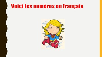 French Numbers in 10s
