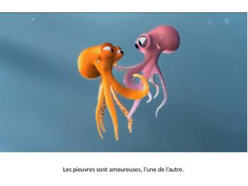 French Octopus Love Story Powerpoint Screenshot BookTalk