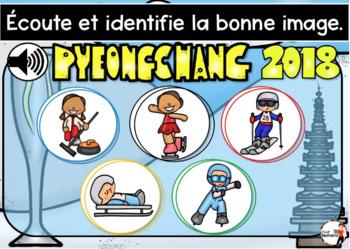 French Olympic Games BOOM Cards - PyeongChang 2018 (GRATUIT)