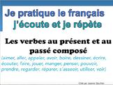 French Oral Practice-Une pratique orale: le présent et le