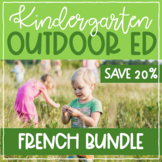 French Outdoor Education Bundle