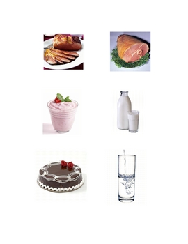 French Partitive Speaking Activity
