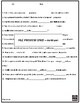 French – Past Participle agreement and Si Clauses – exercises