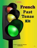 French Past Tense Kit - Digital Files