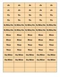 French Past Tense (Passé Composé) Practice Card Manipulati