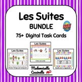French Patterning BOOM cards - 3 games! / Les Suites / Les