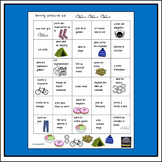French People Bingo – Trouvez quelqu'un – Oral Activity