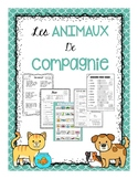 French Pets unit - Les animaux de compagnie