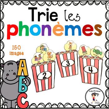 French Phonemic Awareness / Trie les phonèmes