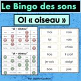 French Phonics Bingo: Le Bingo des sons: OI-Oiseau