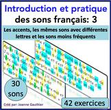 French Phonics: Les accents et les sons complexes