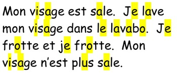 French Phonics: Les voyelles simples et les consonnes