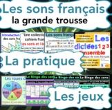 French Phonics Mega Bundle: La grande trousse pour pratiquer les sons français